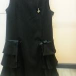 Продам школьное платье без рукавов белорусского производства, Новосибирск