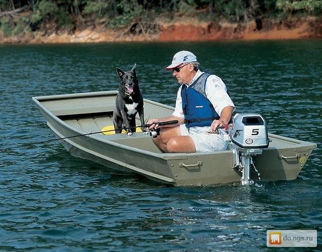 купить отечественный мотор для лодки