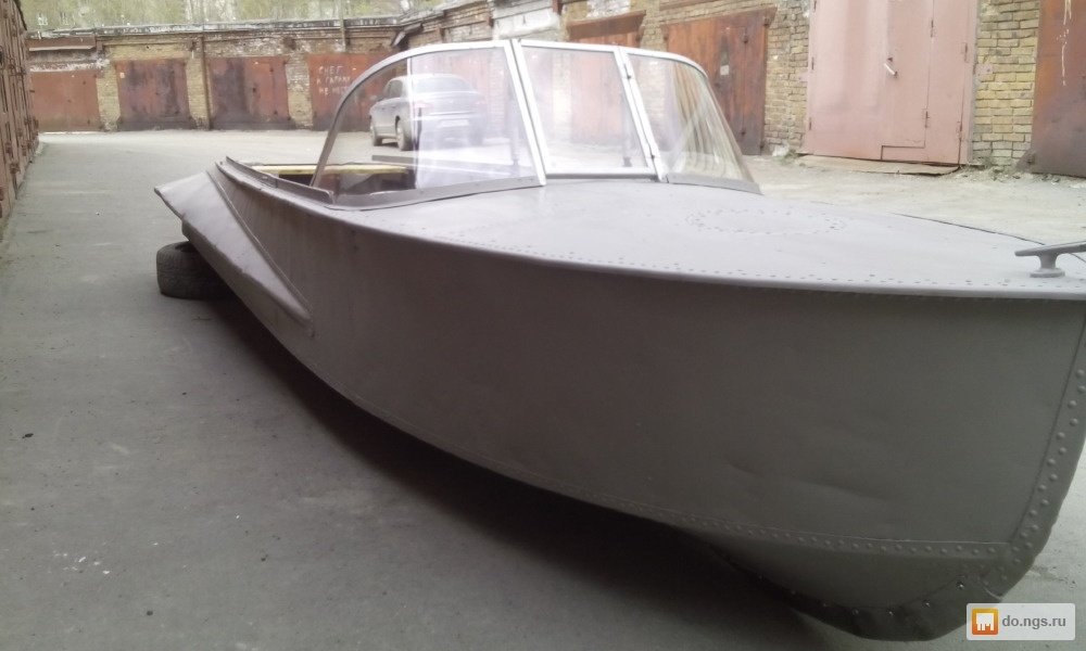 обмен лодки казанка