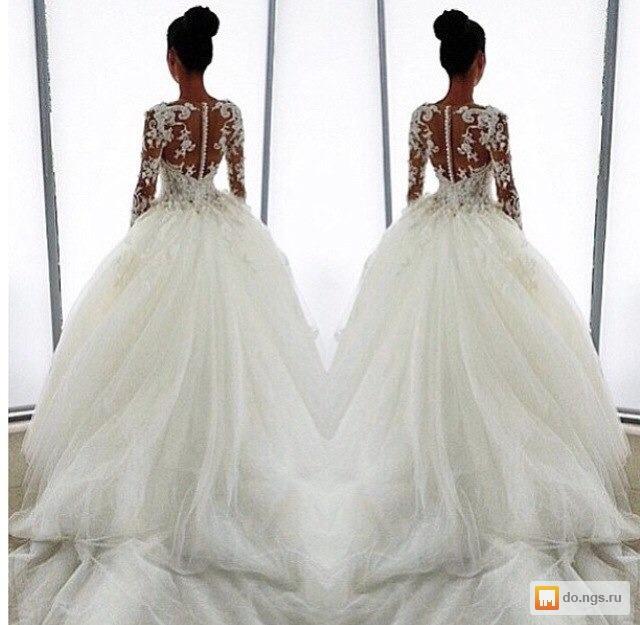 Новинки свадебных платьев