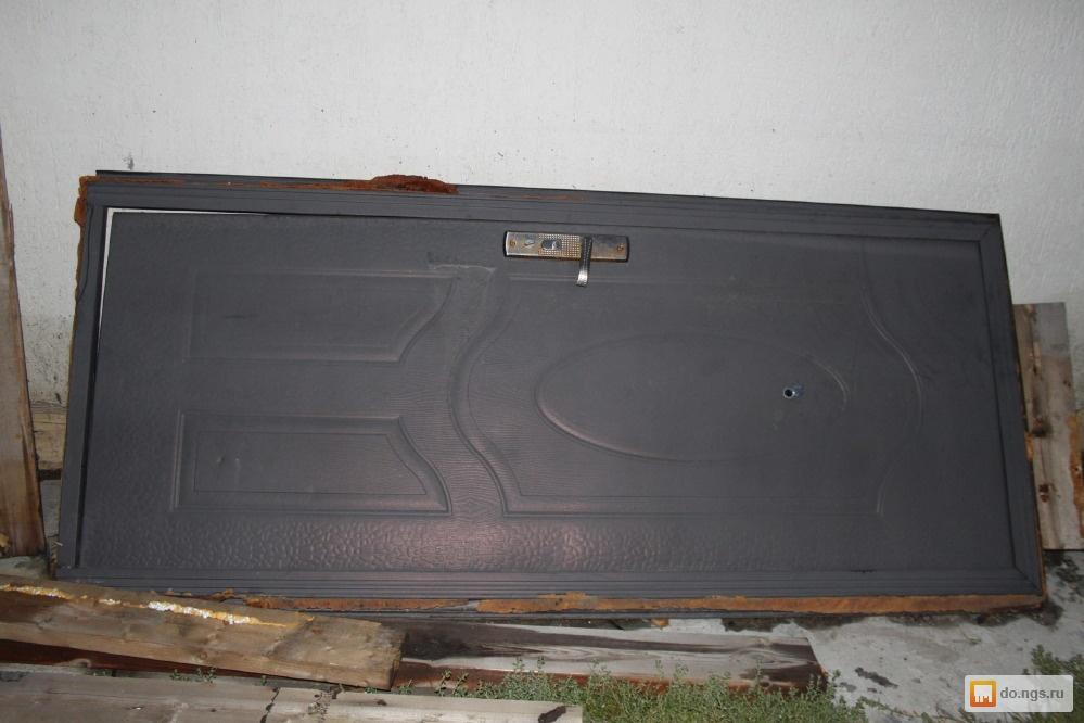металлическая дверь 85 205