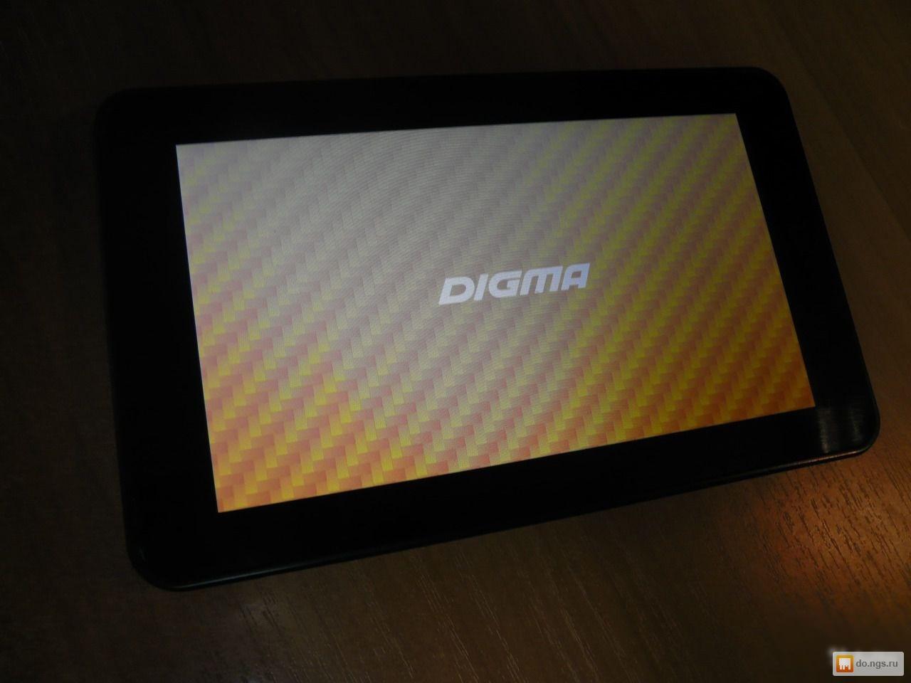 Как сделать планшет дигма