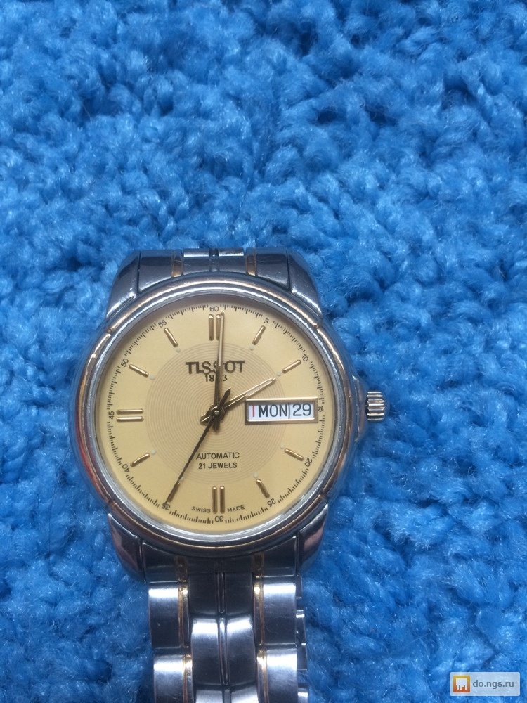 цена часов tissot 1853 оригинал исследованиям