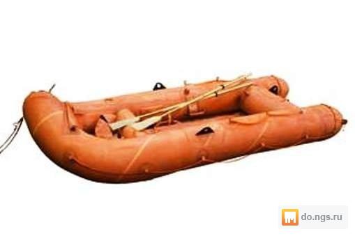 легкая спасательная лодка