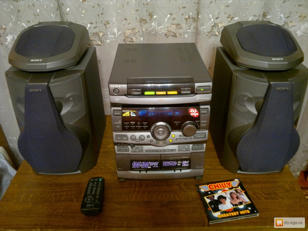 rx музыкальный центр 50 инструкция sony