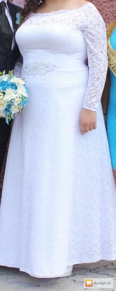 Свадебные платья 60 размер