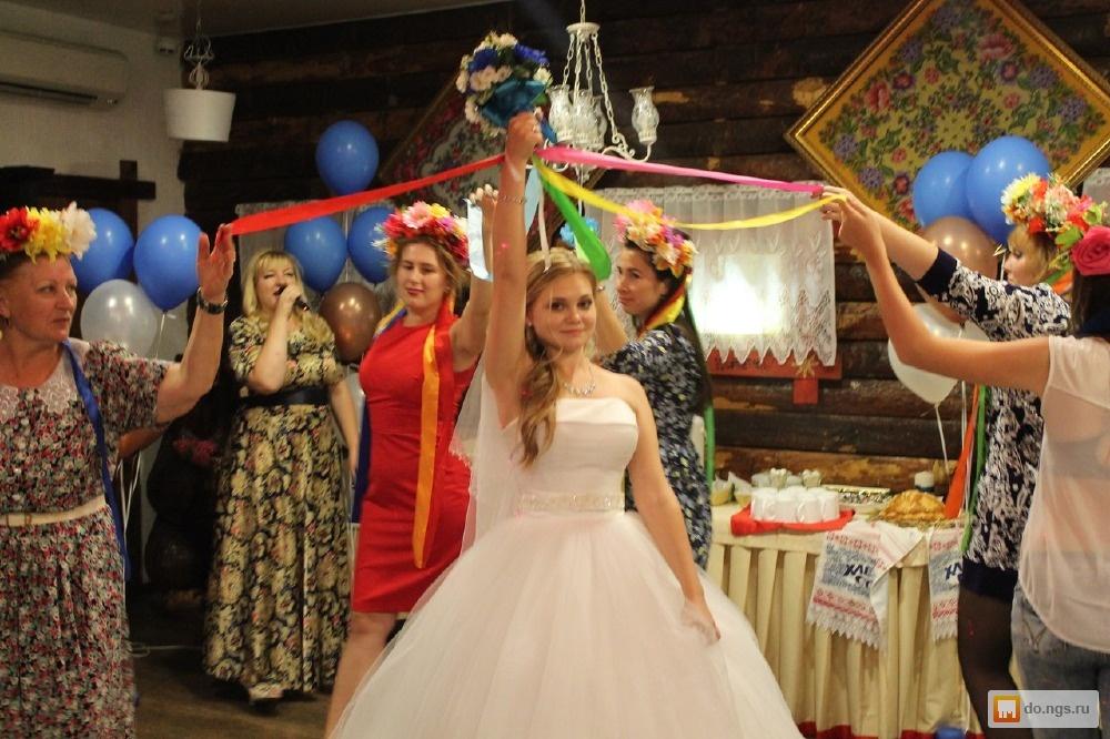 Новый свадебный сценарий для тамады с конкурсами