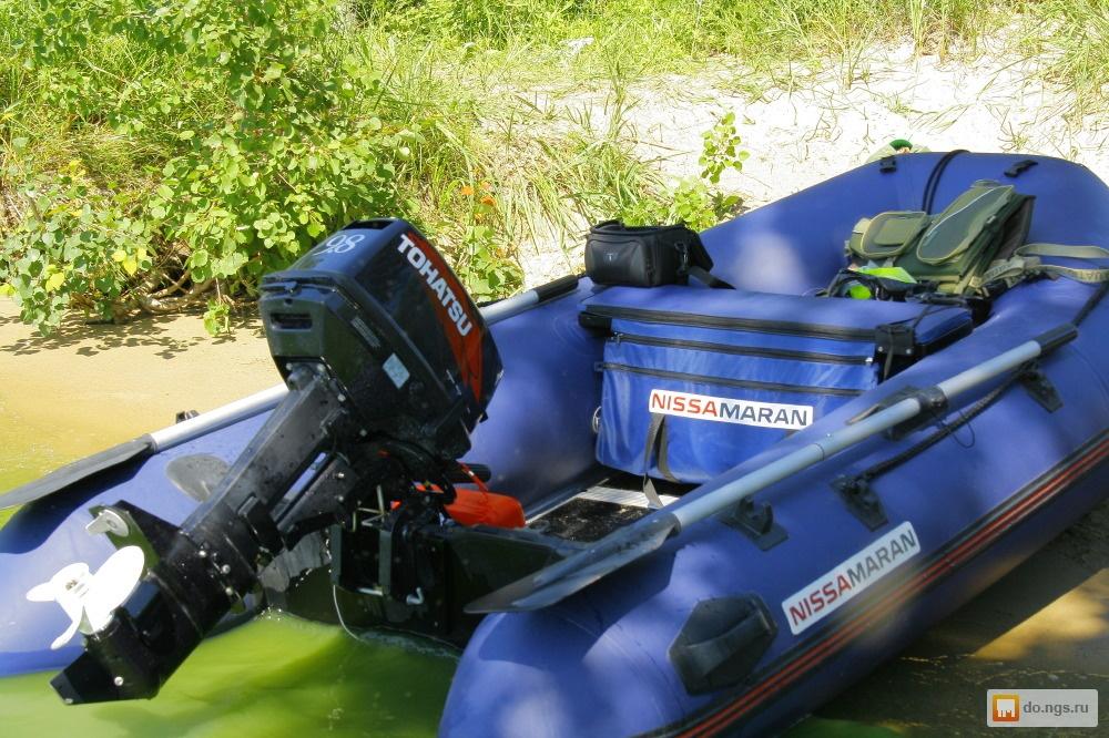 мотор для лодки ниссамаран