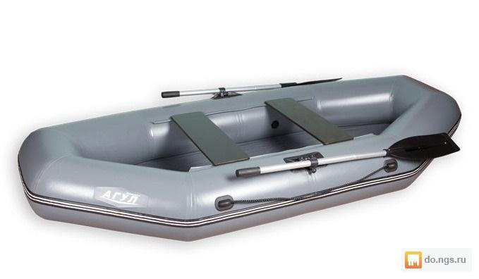лодка пвх агул двухместная