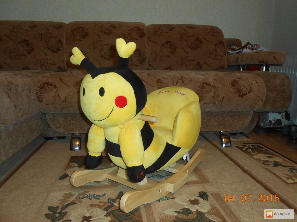 Как сделать качалку из пчёл