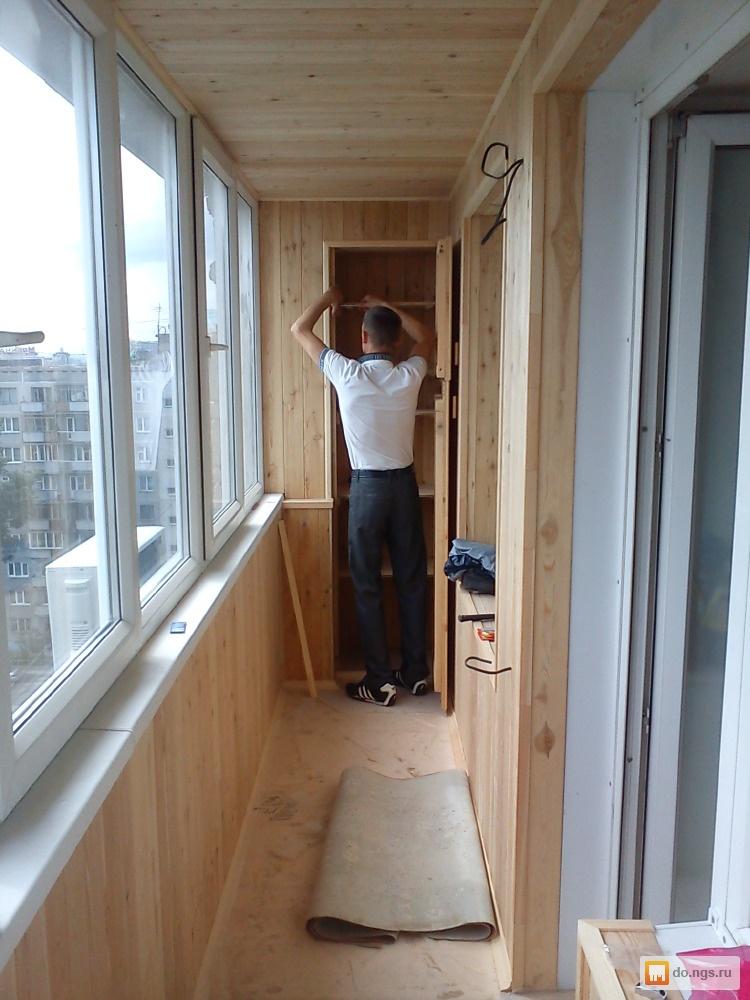 Деревянная отделка - вагонка, блок-хаус, имитация бруса, дос.