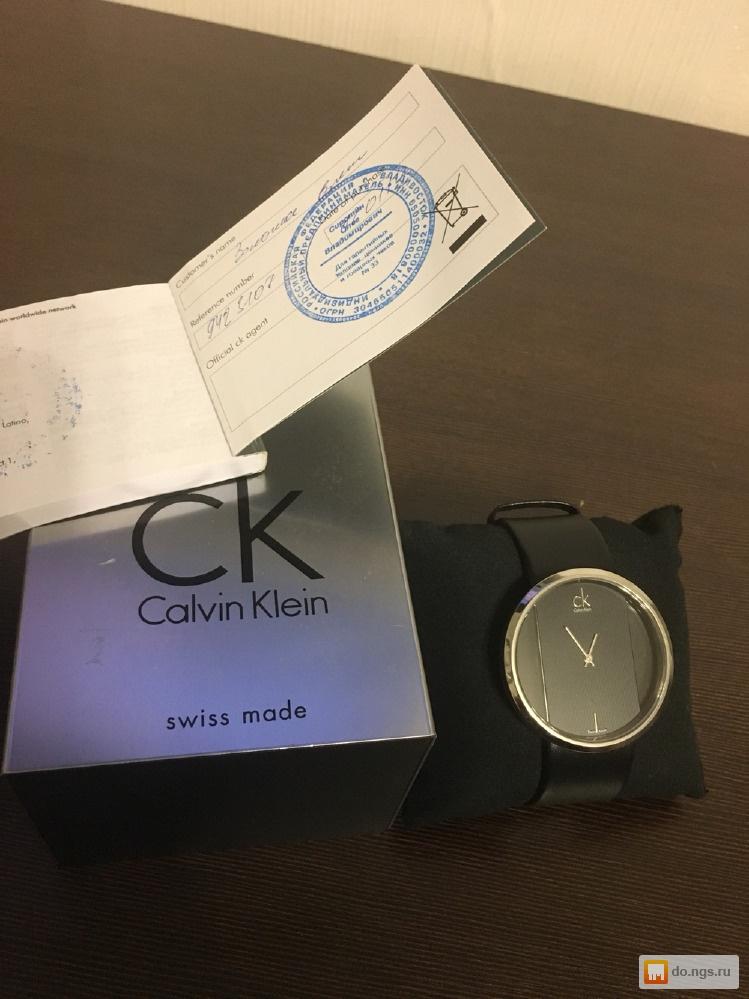 Копии часов Calvin Klein Кельвин Кляйн Купить