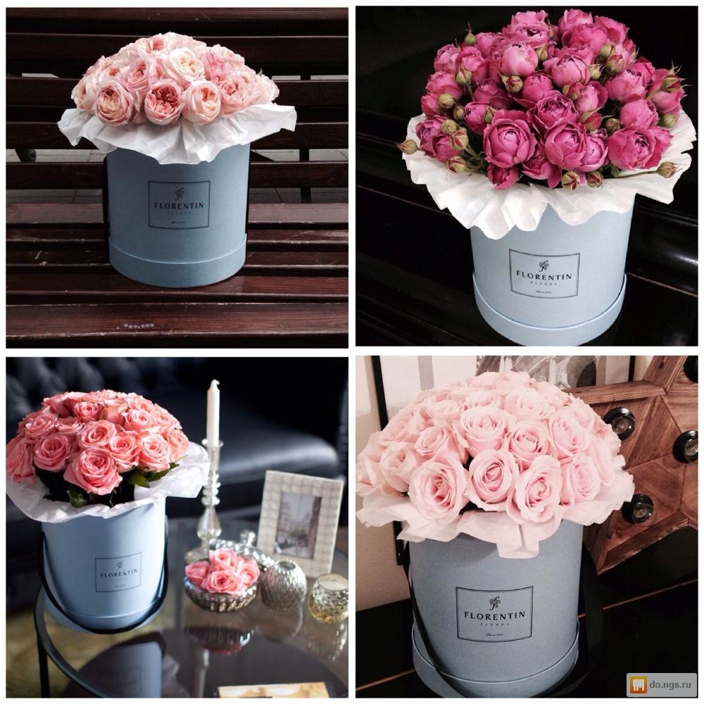 Коробки для цветов своими руками фото 2