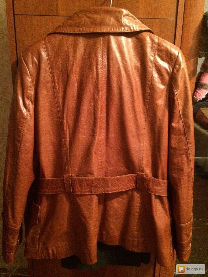 Кожаные Куртки Новосибирск