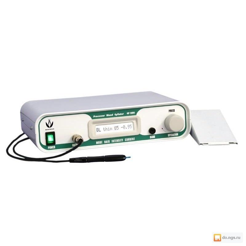 Электроэпилятор для домашних условиях