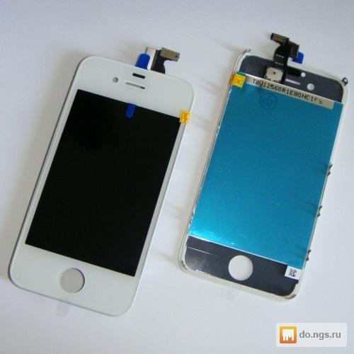 Айфон 4 замена модуля
