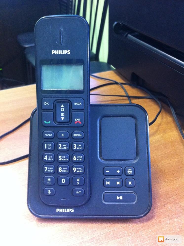 Как радиотелефон сделать проводным