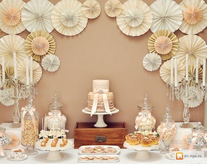 Декор для праздника своими руками свадьба