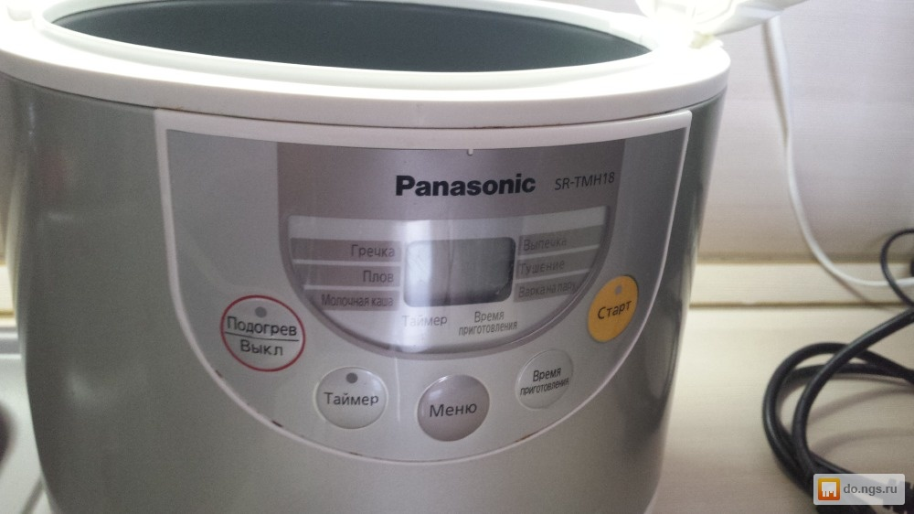 Как приготовить в микроволновке панасоник