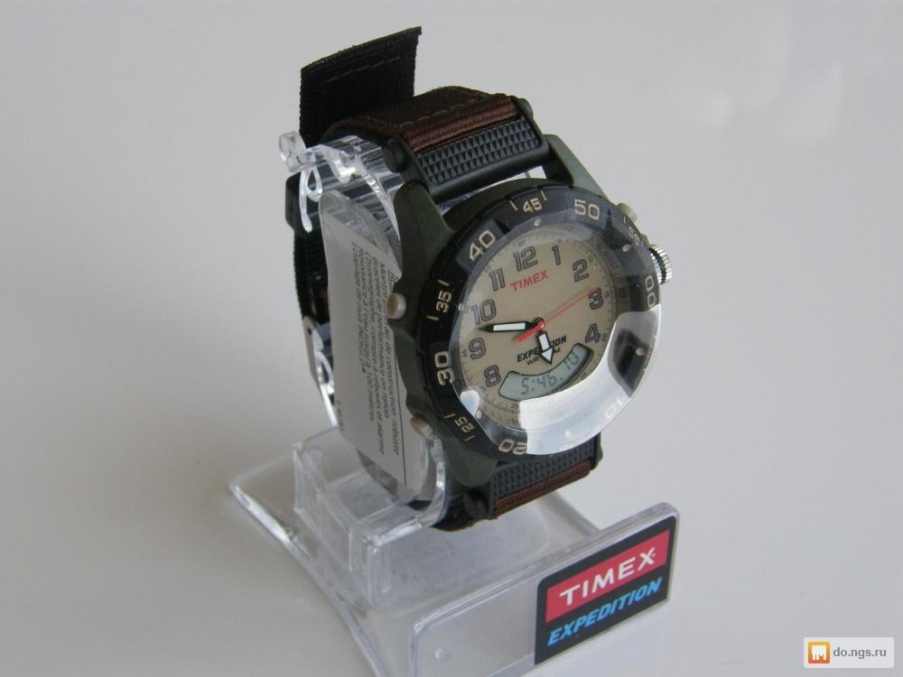 Timex в новосибирске