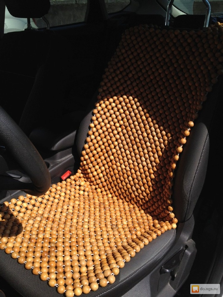 Как сделать массажер на сиденье автомобиля своими руками 4