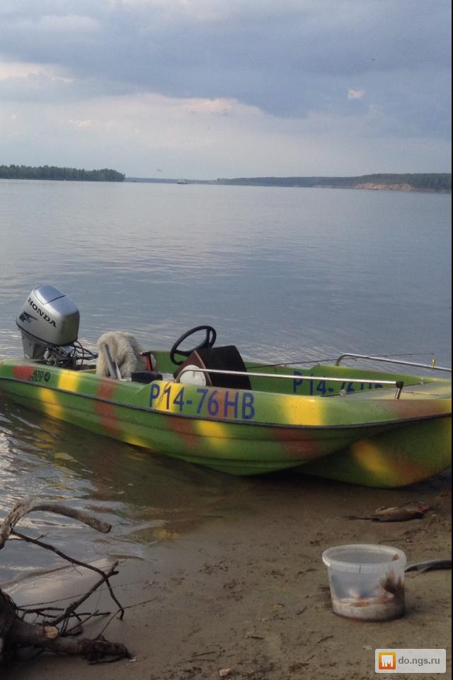 лодка laker 410 в новосибирске