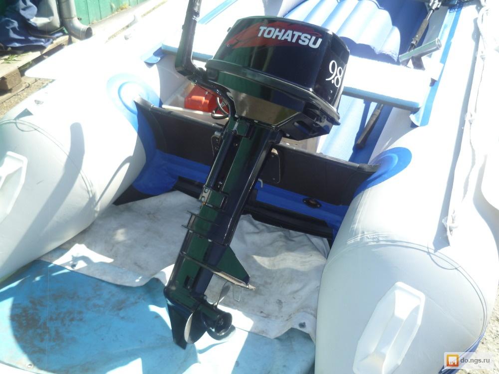 мотор лодочный тохацу дилер