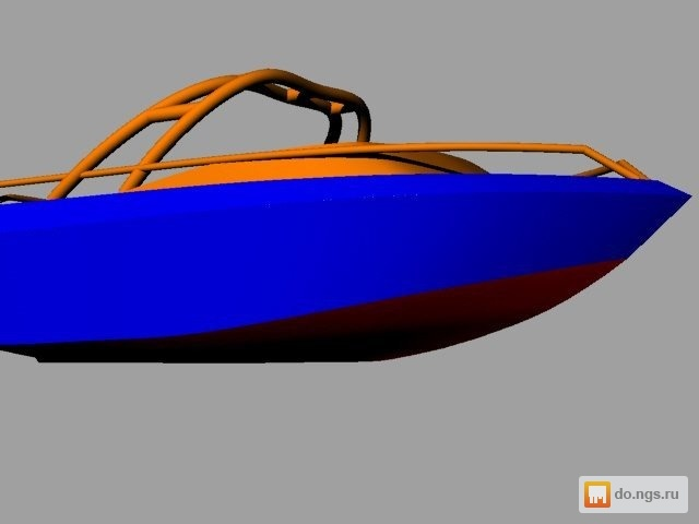 лодки алюминий бот