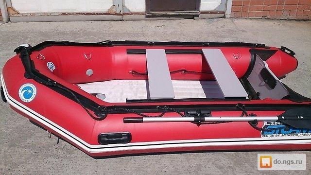 лодка пвх меркурий 340 нднд