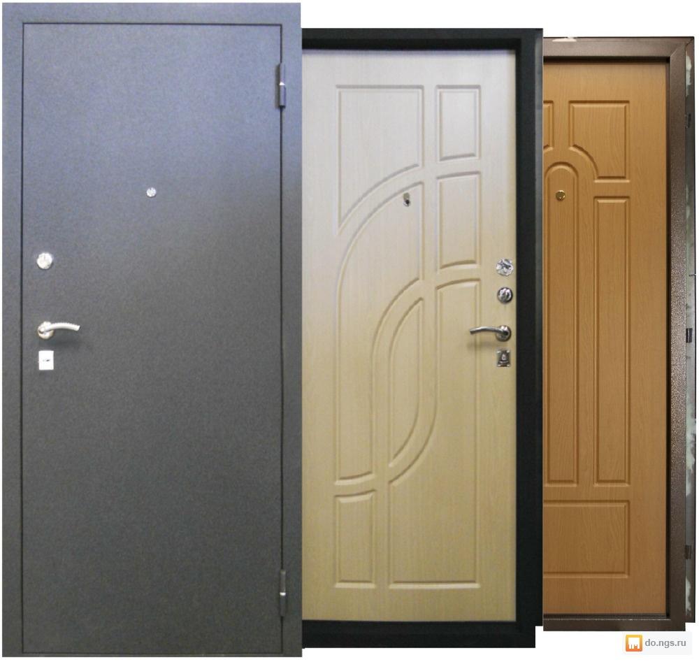 стальные двери и