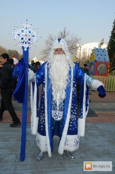 Костюм деда мороза выкройка фото