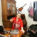 ведущая, ди-джей-вокалист, баянист, фото, видео., Новосибирск