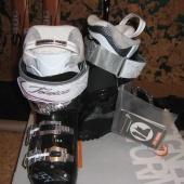 Поменяю ,ботинки для горных лыж  на ХОРОШИЙ  системный блок!, Новосибирск