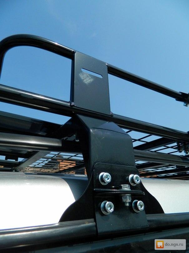 Крепление багажник на крышу своими руками