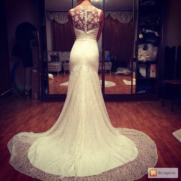 Пошив свадебного платья по