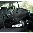 Продам безопасное анатомическое автокресло Bebe confort 0-13 с базой, Новосибирск