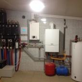 Монтаж систем отопления, Новосибирск
