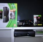 Xbox 360 slim glossy