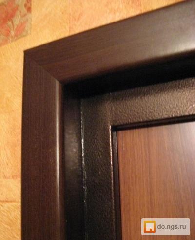 облицовка на двери металлические