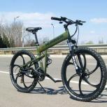 Hummer новый брендовый велосипед + подарок, Новосибирск