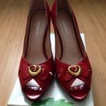туфли красные лакированные, Новосибирск