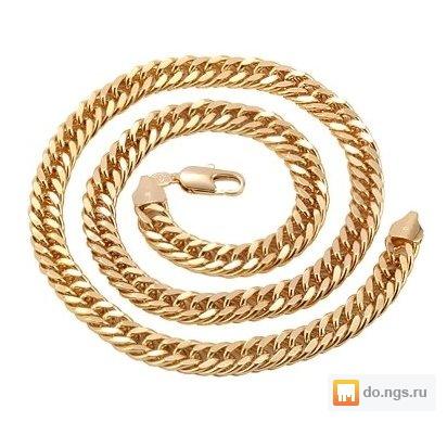 Плетение цепочки цезарь