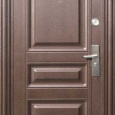 Дверь входная (полимер) K700-2, Новосибирск