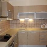 Кухня Levato Sole шпон дуб., современный дизайн, Новосибирск