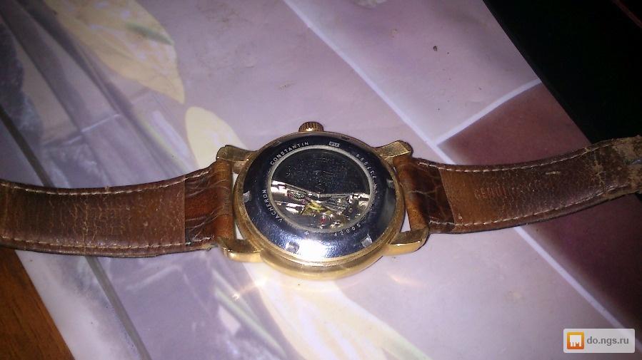 Элитные швейцарские часы - Vacheron Constantin