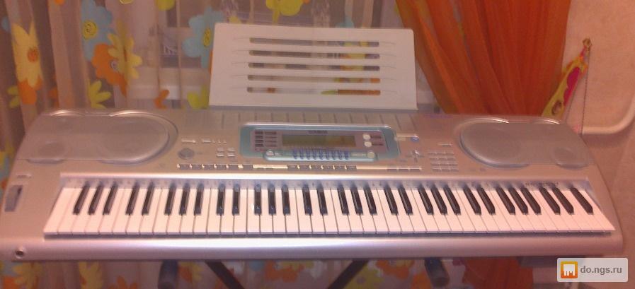 Синтезатор CASIO CTK-3000 купить в интернет-магазине