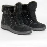 Продаю новые женские зимние ботинки, Новосибирск