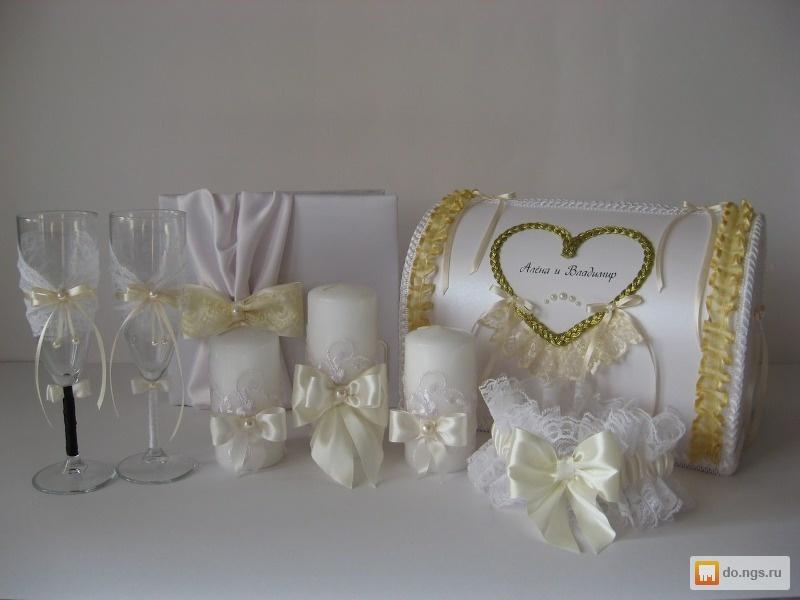 Наборы свадебные своими руками