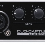 Внешний USB аудиоинтерфейс ROLAND UA-22 DUO-CAPTURE EX, Новосибирск