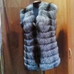 Меховые жилетки. Индивидуальный пошив, Новосибирск
